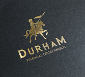 Durham Financial Centre Knights Logo - Entry #64