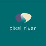 Pixel River Logo - Online Marketing Agency - Entry #5