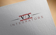 V3 Integrators Logo - Entry #129