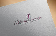 Patrizia The Concierge Logo - Entry #10