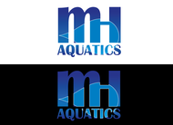 MH Aquatics Logo - Entry #127