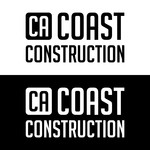 CA Coast Construction Logo - Entry #289