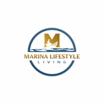 Marina lifestyle living Logo - Entry #54