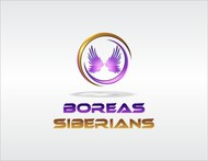 Siberian Husky Logo - Entry #89