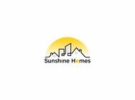 Sunshine Homes Logo - Entry #57