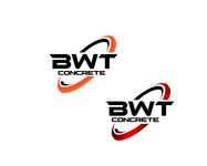 BWT Concrete Logo - Entry #25