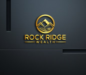 Rock Ridge Wealth Logo - Entry #222