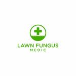 Lawn Fungus Medic Logo - Entry #44