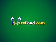 iHireFood.com Logo - Entry #14