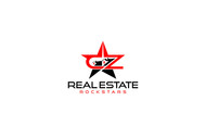 CZ Real Estate Rockstars Logo - Entry #151