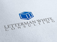 Letterman White Consulting Logo - Entry #84