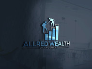 ALLRED WEALTH MANAGEMENT Logo - Entry #526