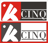 K-CINQ  Logo - Entry #54