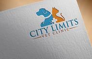 City Limits Vet Clinic Logo - Entry #262