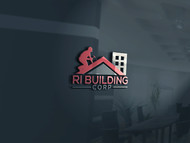 RI Building Corp Logo - Entry #387