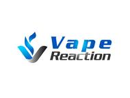 Vape Reaction Logo - Entry #138
