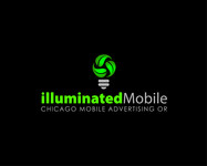 Illuminated Mobile  OR Illuminated M ... I own both urls and I'm still considering what brand to lead with. Logo - Entry #75