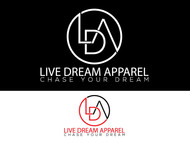 LiveDream Apparel Logo - Entry #162