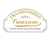 Transformed Treasure Logo - Entry #54