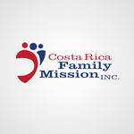 Costa Rica Family Missions, Inc. Logo - Entry #12
