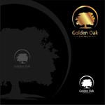 Golden Oak Wealth Management Logo - Entry #208