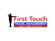 First Touch Travel Management Logo - Entry #4
