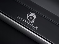 QuaranClean Logo - Entry #18