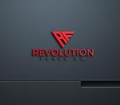 Revolution Fence Co. Logo - Entry #152