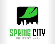 Spring City Content, LLC. Logo - Entry #7