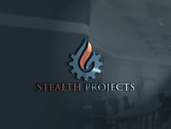 Stealth Projects Logo - Entry #275