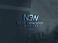 Next Generation Wireless Logo - Entry #16