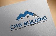 CMW Building Maintenance Logo - Entry #52