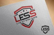 Live Fit Stay Safe Logo - Entry #161