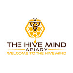 The Hive Mind Apiary Logo - Entry #60