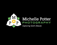 Michelle Potter Photography Logo - Entry #239