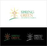 Spring Green Memorial Church Logo - Entry #119