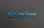 Calls Creek Studio Logo - Entry #45