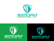White Wolf Consulting (optional LLC) Logo - Entry #90