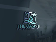 The Oasis @ Marcantel Manor Logo - Entry #114