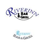 River Inn Bar & Grill Logo - Entry #34