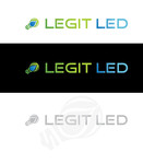 Legit LED or Legit Lighting Logo - Entry #54