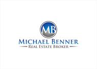 Michael Benner, Real Estate Broker Logo - Entry #65