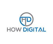 How Digital Logo - Entry #135