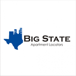 Big State Apartment Locators Logo - Entry #15