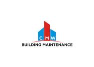 CMW Building Maintenance Logo - Entry #72