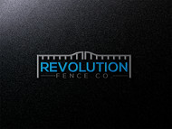 Revolution Fence Co. Logo - Entry #100