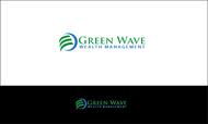 Green Wave Wealth Management Logo - Entry #267