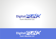 Digital Funk Machine LLC Logo - Entry #17