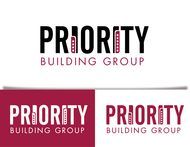 Priority Building Group Logo - Entry #58