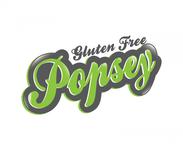 gluten free popsey  Logo - Entry #65
